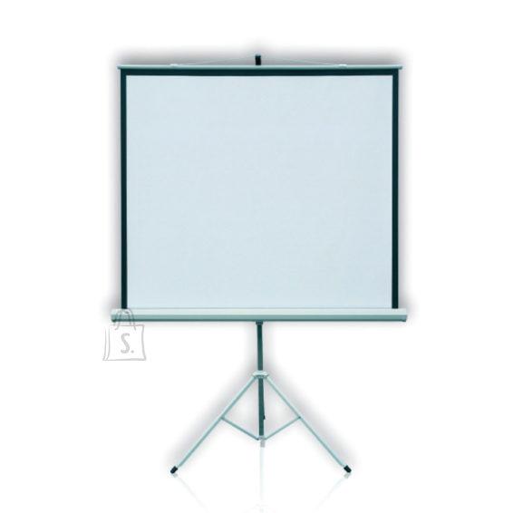 Kolmjalg-ekraan 2x3 Profi Tripod, 177x177cm