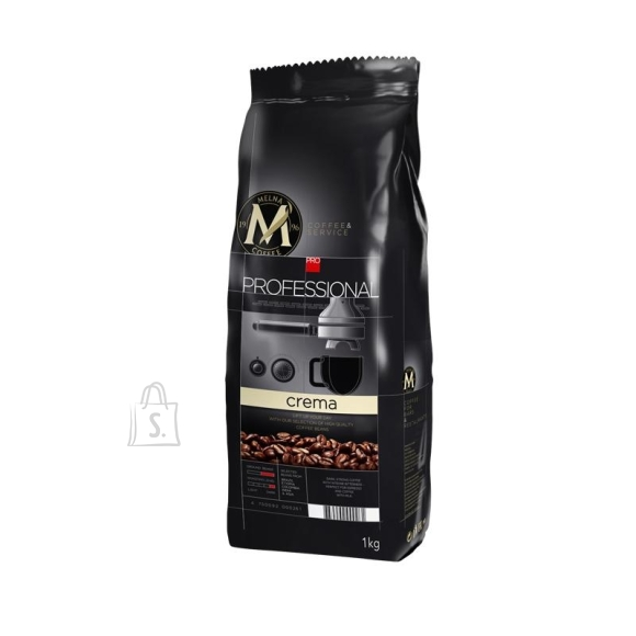 Kohvioad PROFESSIONAL CREMA, 1 kg