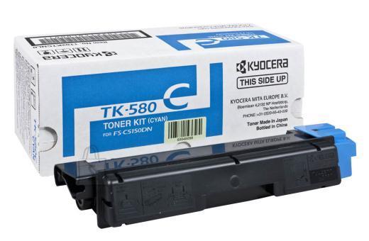 Tooner Kyocera TK-580C, 2800 lehte, cyan