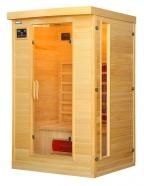 Hecht infrapunasaun Essential, värviteraapia ja õhu ionisaatoriga