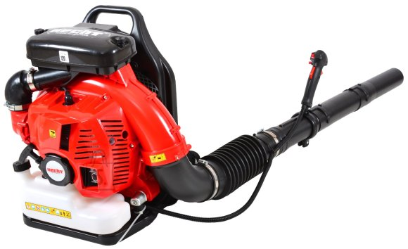 Hecht bensiinimootoriga lehepuhur 972 PROFI