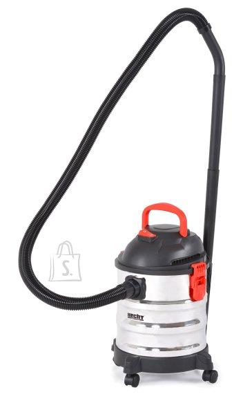 Hecht 8212 tööstuslik tolmuimeja, kuivale ja märjale pinnale 20L