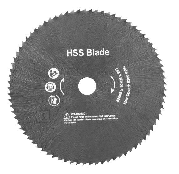 Hecht ketassae alumiiniumi lõikeketas, 89 mm