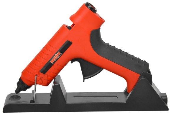 Hecht liimipüstol 80W, kohvri ja alusega