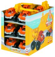 Ecoiffier tööauto