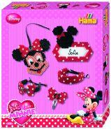 Hama kinkekomplekt Minnie Mouse