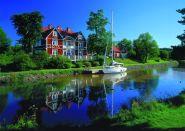 Ravensburger pusle Göta kanal Rootsis 1000 tk