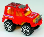 Plasto mänguauto Jeep 23cm