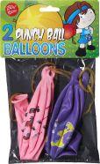 Bini Balloons õhupallid Punch ehk togimise õhupallid