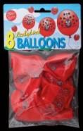 Bini Balloons õhupallid Lepatriinud
