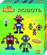 Hama helmed MIDI 3-D riputatavad robotid