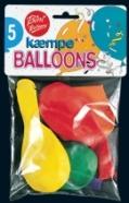 Bini Balloons suured õhupallid
