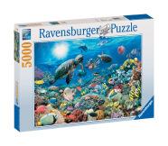Ravensburger pusle Veealune maailm 5000 tk