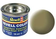 Revell emailvärv oliivikollane matt