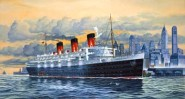Revell mudellaev Luxury Liner Queen Mary 1:570
