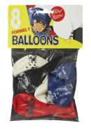Bini Balloons õhupallid Formula