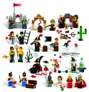 LEGO Education minifiguuride komplekt
