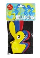 Bini Balloons õhupallid Piilupardid