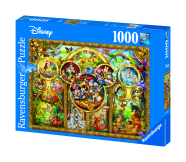Ravensburger pusle Disney teemad 1000 tk