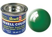 Revell emailvärv smaragdroheline