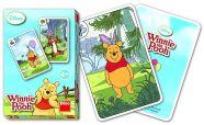 Dino mängukaardid Must Peeter-Winnie Puhh