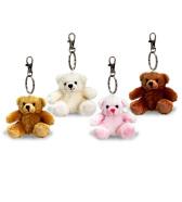 Keel Toys võtmehoidja karu 8 cm