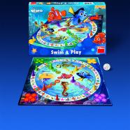 Dino lauamäng Uju ja mängi koos kalapoeg Nemoga