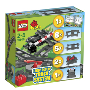 LEGO komplekt DUPLO rongitarvikud