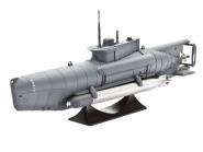 """Revell mudelallveelaev German Submarine Type XXVIIB """"Seehund"""" 1:72"""