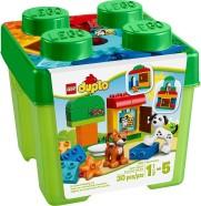 LEGO komplekt DUPLO kõik-ühes kinkekomplekt