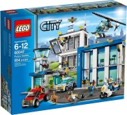 LEGO komplekt City politseijaoskond