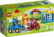 LEGO komplekt DUPLO - Minu esimene politsei