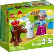LEGO komplekt DUPLO vasikabeebi