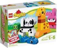 LEGO komplekt Duplo Vahvad Loomad