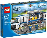 LEGO komplekt City mobiilne politseiüksus