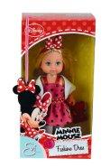 Simba nukk Evi Minnie Mouse moeriietega