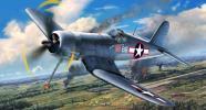 Revell mudellennuk Vought F4U-1D Corsair 1:72