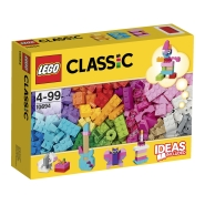 LEGO Classic Loovmängu erksavärvilised täiendused