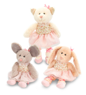 Keel Toys Belle Rose loomad baleriini riietes