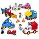 LEGO 45006 Education Duplo Erinevad sõidukid