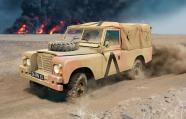 Revell mudelauto British 4x4 Off-Road Vehicle SeriesIII (109 /LWB) 1:35