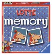 Ravensburger lauamäng Lotte memory