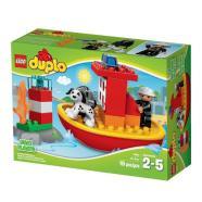 LEGO Duplo Tuletõrjepaat