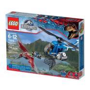 LEGO Jurassic Pteranodoni kinnipüüdmine