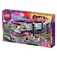 LEGO Friends Popstaari tuuribuss