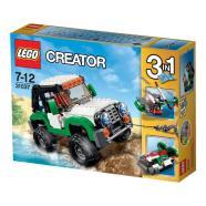LEGO Creator Seiklussõidukid