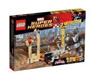 LEGO Super Heroes Superkurikaelte ninasarviku ja liivamehe tiim