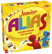 Tactic venekeelne lauamäng Junior Alias
