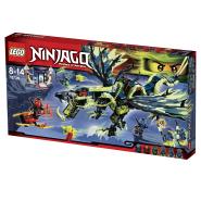 LEGO Ninjago Moro draakoni rünnak