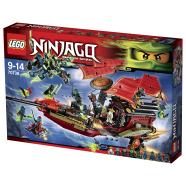 LEGO Ninjago Saatuselaeva viimane sõit